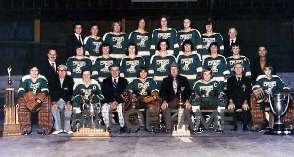 1973 Portage Terriers
