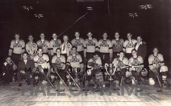 1949 Brandon Wheat Kings